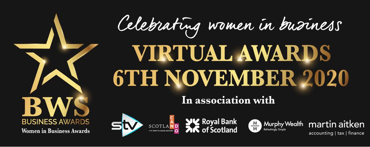 Business Women Scotland Awards 2020