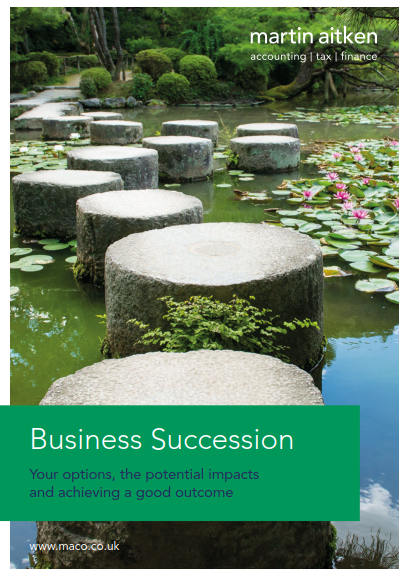 Business succession Oct 19