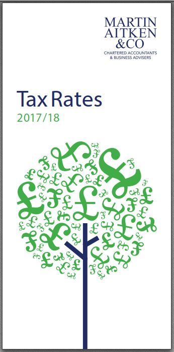 MACO TAX RATES 2017 18