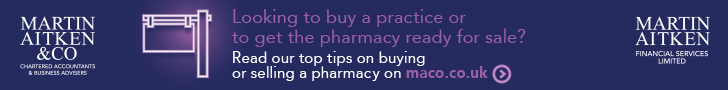MACO pharmacy advert buy sell Mar 19