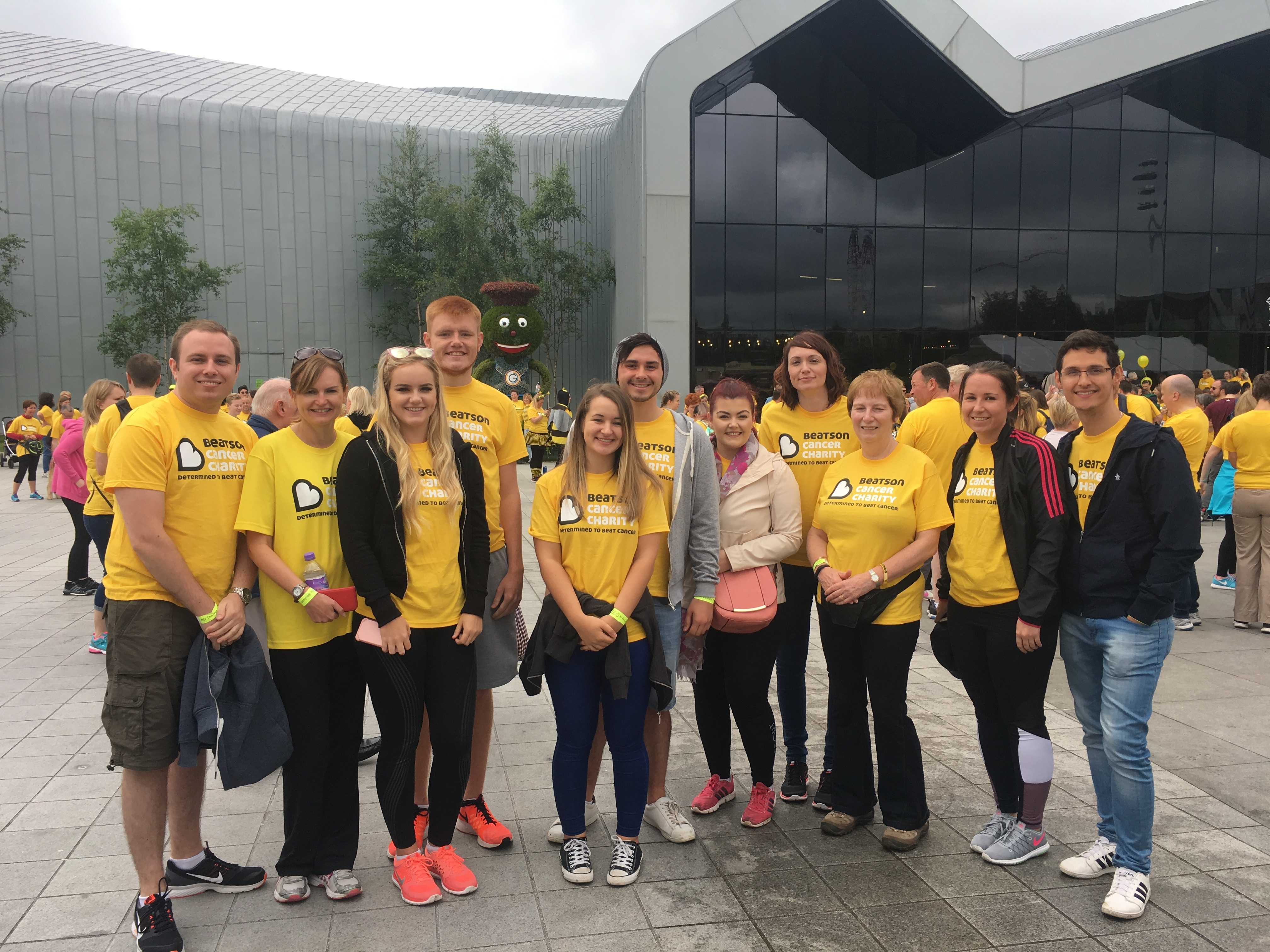 'Off the Beatson Track': Beatson Cancer Charity